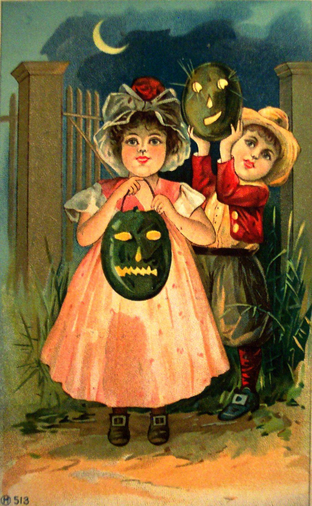 1000 images about vintage halloween on pinterest. Black Bedroom Furniture Sets. Home Design Ideas